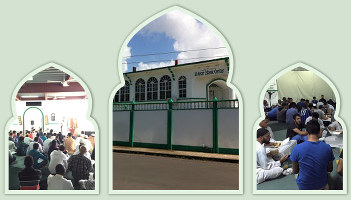 Our Three Masjids – Muslim Community of Dominica